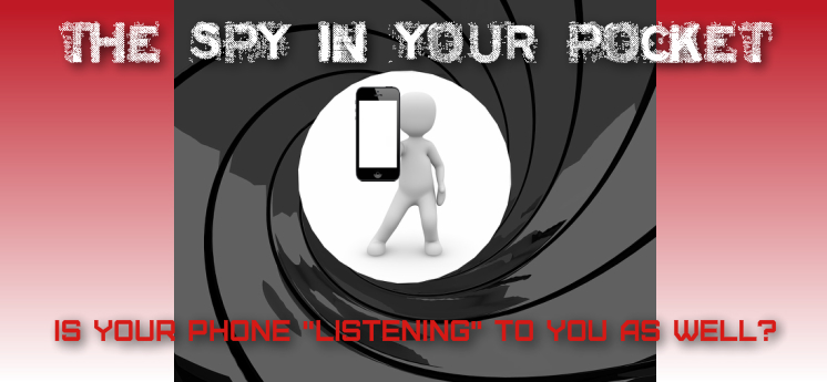 Your phone is listening to you