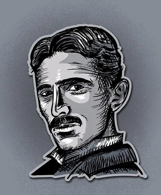 Semen retention was not an issue for Nikola Tesla
