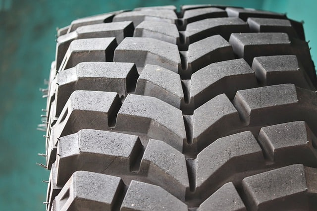 Your tires tread depth is crucial for grip
