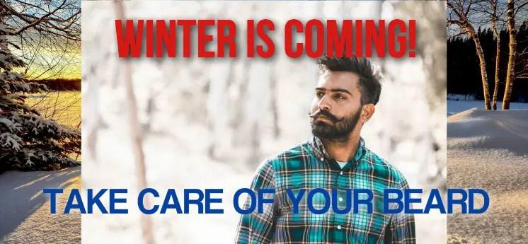 beard grooming tips - how to groom your beard this winter