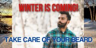 beard grooming tips - how to groom your beard this winter