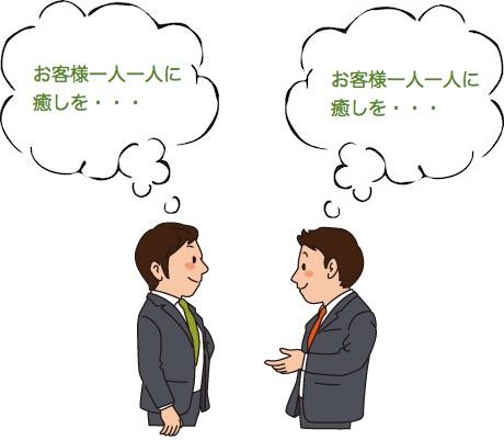 交渉のコツ