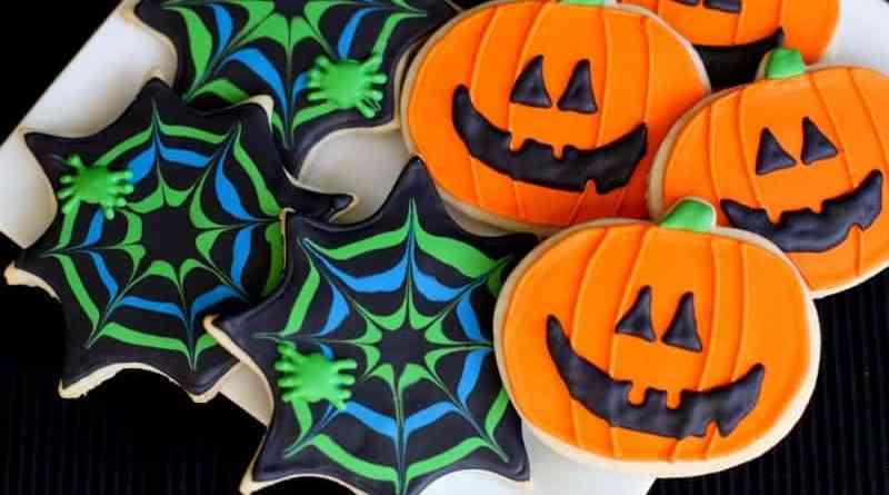 Halloween cookies recipes