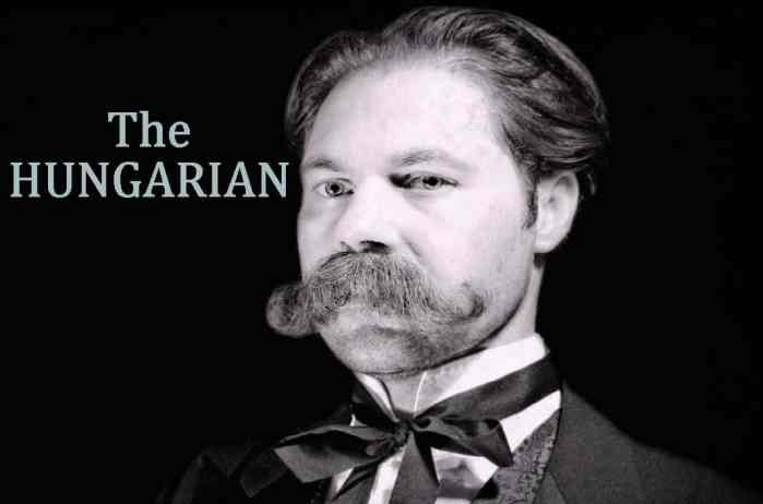 the hungarian - grow a mustache