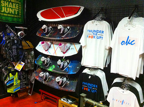 OKC Wakeboard Shop