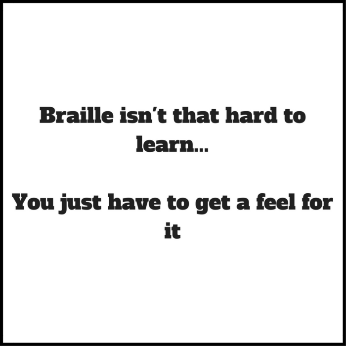 The Importance Of Learning Braille - verywellhealth.com
