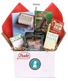 Funny Gift Basket For Men