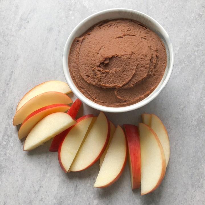 Chocolate Orange Hummus