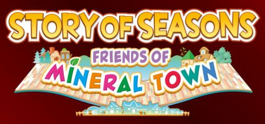STORY OF SEASONS: Friends of Mineral Town Logo