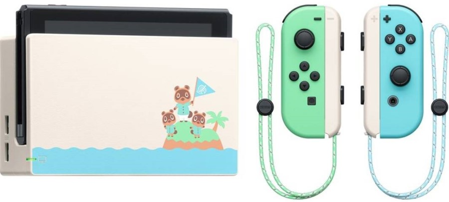 Animal Crossing New Horizons Switch Console