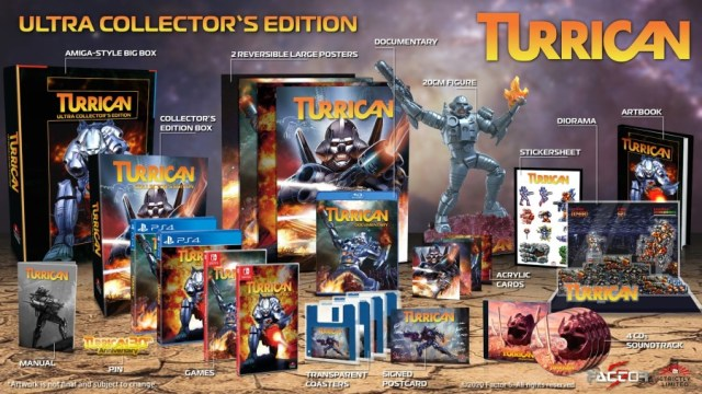 Turrican Ultra Collector's Edition
