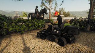 Lawn Mowing Simulator 08