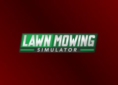 Lawn Mowing Simulator Logo