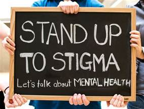Stand up to Stigma - Let's talk about mental health