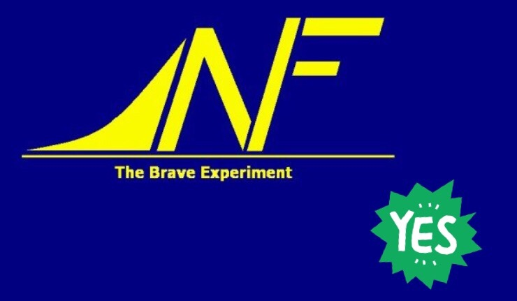 New Freedom🛠: The Brave Experiment🎭