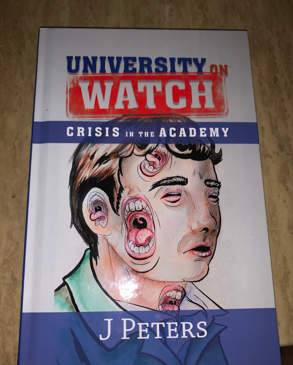 "New ""Lost Chapter"" Chapter of University on Watch: Register Co-sign Arrest"