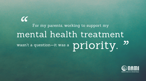My Parents' Support Shaped My Recovery