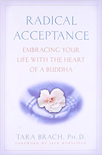 book cover: Radical Acceptance by Tara Brach