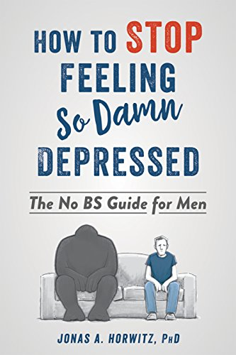 Book cover: How to stop feeling so damn depressed