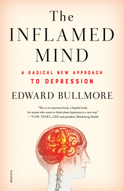 book cover: The Inflamed Mind