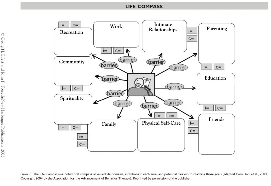 ACT life compass