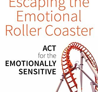 book cover: Escaping the Emotional Roller Coaster by Patricia Zurita Ona