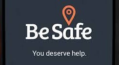 Be Safe app logo