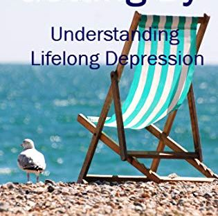 Book cover: Getting By: Understanding Lifelong Depression by Jack Trelance