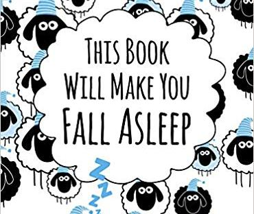 book cover: This Book Will Make You Fall Asleep