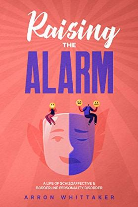 book cover: Raising the Alarm by Arron Whittaker