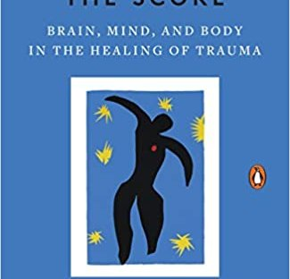 Book cover: The Body Keeps the Score by Bessel van der Kolk
