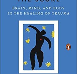 Book cover: The Body Keeps the Score by Bessel van der Kolk