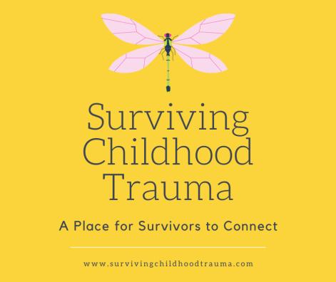 Survivingchildhoodtrauma.com site logo