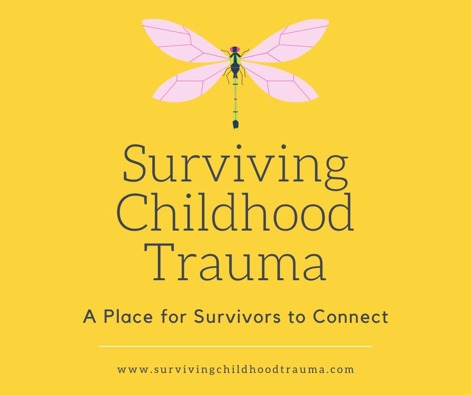 Surviving Childhood Trauma site logo