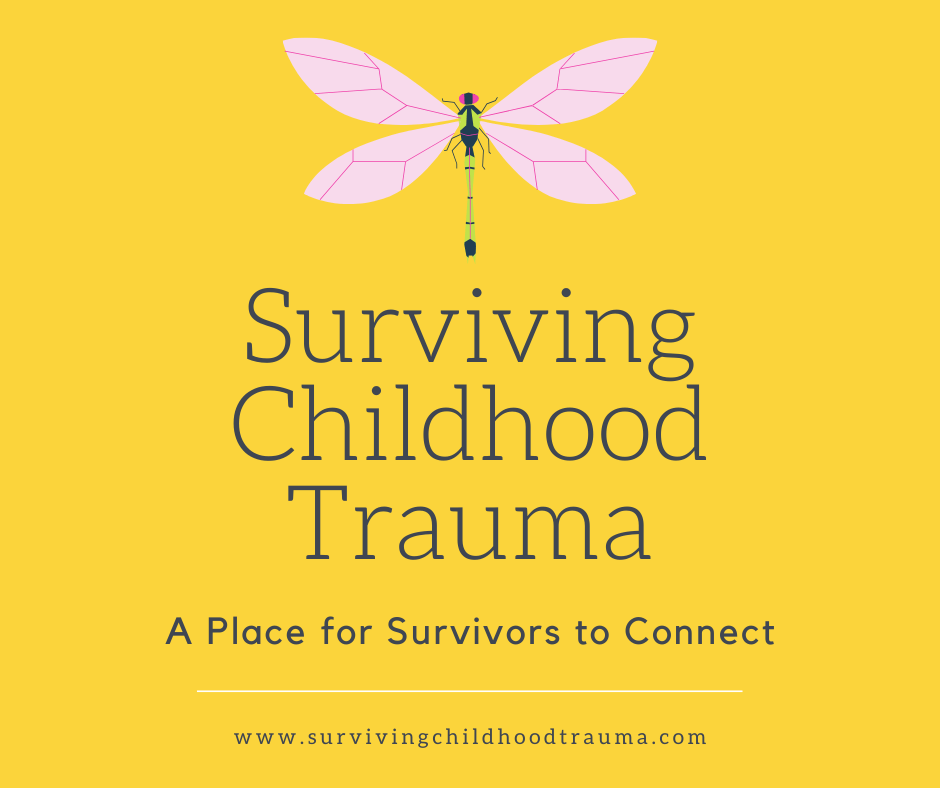 Surviving Childhood Trauma site logo