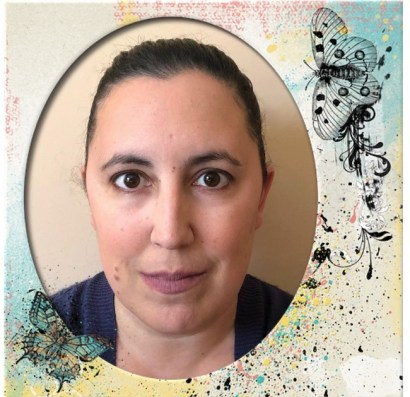 Ashley L. Peterson, author and creator of Mental Health @ Home
