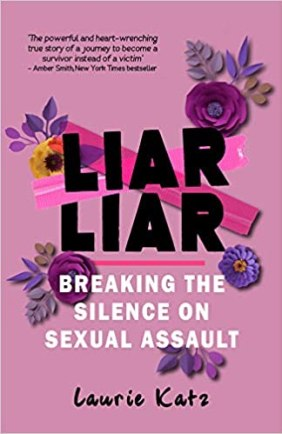 Book cover: Liar Liar by Laurie Katz