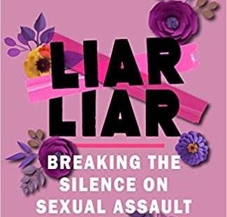 Book cover: Liar Liar by Laurie Katz