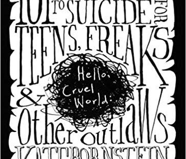 Book cover: Hello, Cruel World by Kate Bornstein