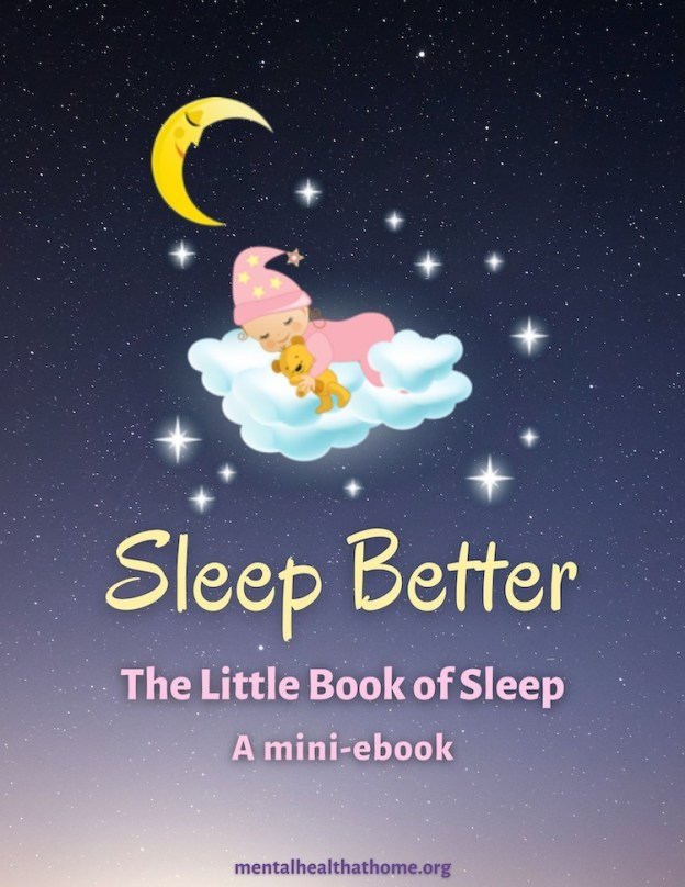 cover: Sleep Better: The Little Book of Sleep from Mental Health @ Home