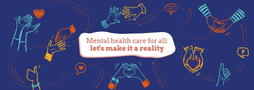 Mental health care for all: Let's make it a reality