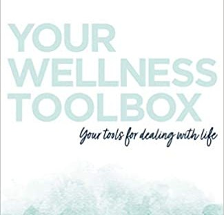 Book cover: Your Wellness Toolbox by Ali Swift