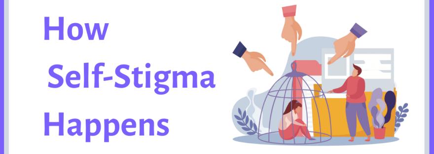 How Self-Stigma Happens