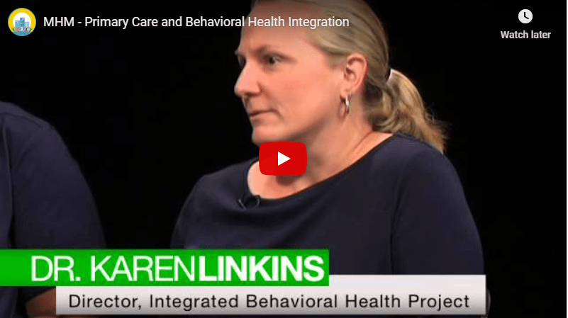 Primary Care and Behavioral Health Integration