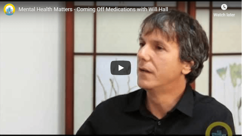 Coming Off Medications