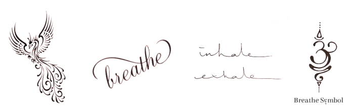 Mental Health Makeover TattooTherapy Symbols 3