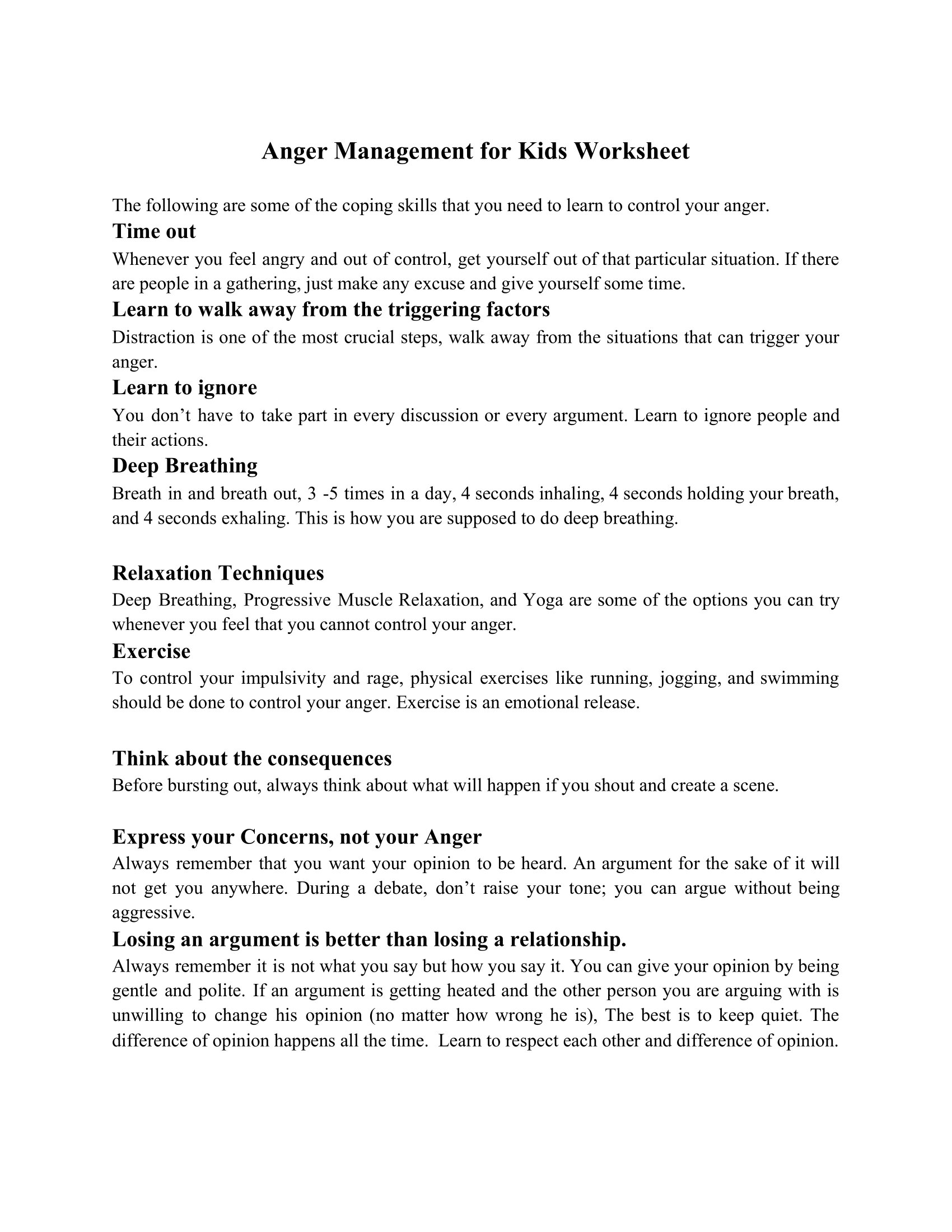 Crisis Prevention Plan Cpp Template For Cbt Worksheet