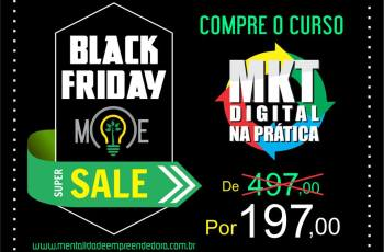 Black Friday de Marketing Digital
