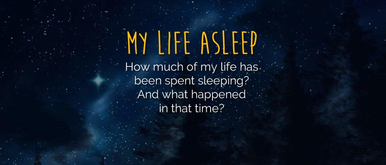 My Life Asleep - Sadie Kaye