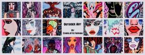 Mental Health Depicted Through Art - Charlotte Farhan